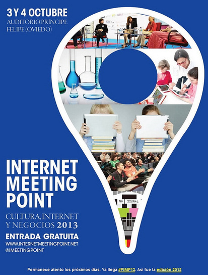 Internet meeting point 2013